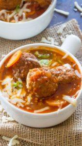 Instant Pot Italian Meatball