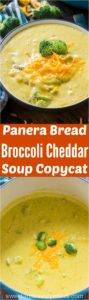 Panera Bread Broccoli Cheddar Soup Copycat is the perfect recipe of your favorite creamy and cheesy soup, that you can now easily make at home.
