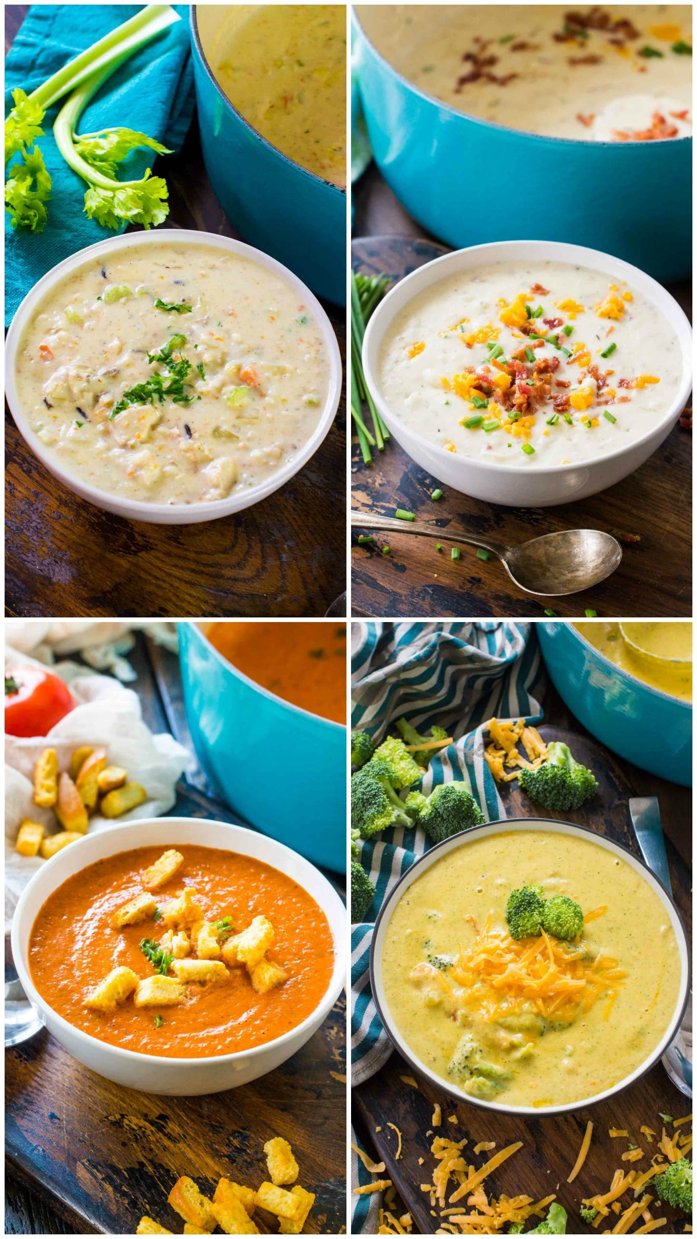 Panera Bread Soups Copycat Recipes [video]