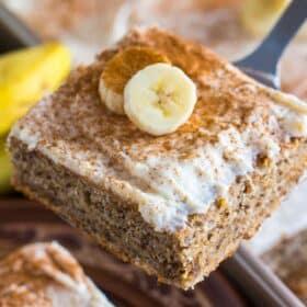 Best Banana Nut Cake