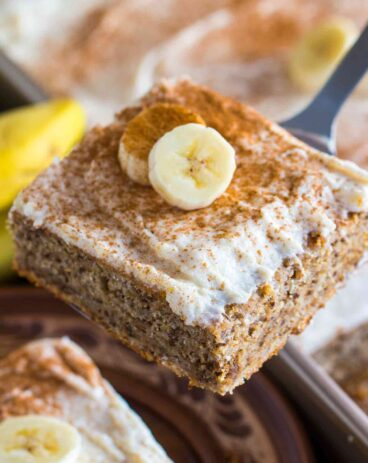 Best Banana Nut Cake