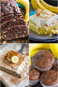 Best Ripe Banana Recipes