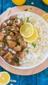 Instant Pot Honey Lemon Chicken is a healthy and delicious meal, that is packed with amazing flavors and is ready in just 30 minutes.