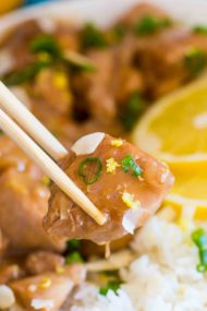 Best Instant Pot Honey Lemon Chicken is a healthy and delicious meal, that is packed with amazing flavors and is ready in just 30 minutes.