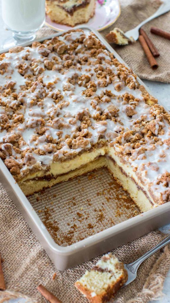 Best Ever Coffee Cake Recipe Video Sweet And Savory Meals