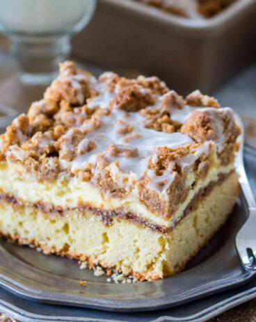 Best Ever Coffee Cake Recipe