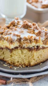 Coffee Cake Recipe with Streusel Topping