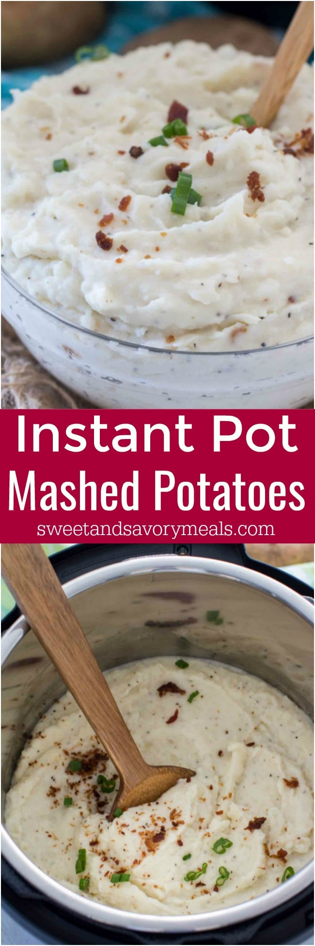 Instant Pot Mashed Potatoes are the easiest, fluffiest and creamiest mashed potatoes you will ever try. The perfect side dish with this foolproof recipe.