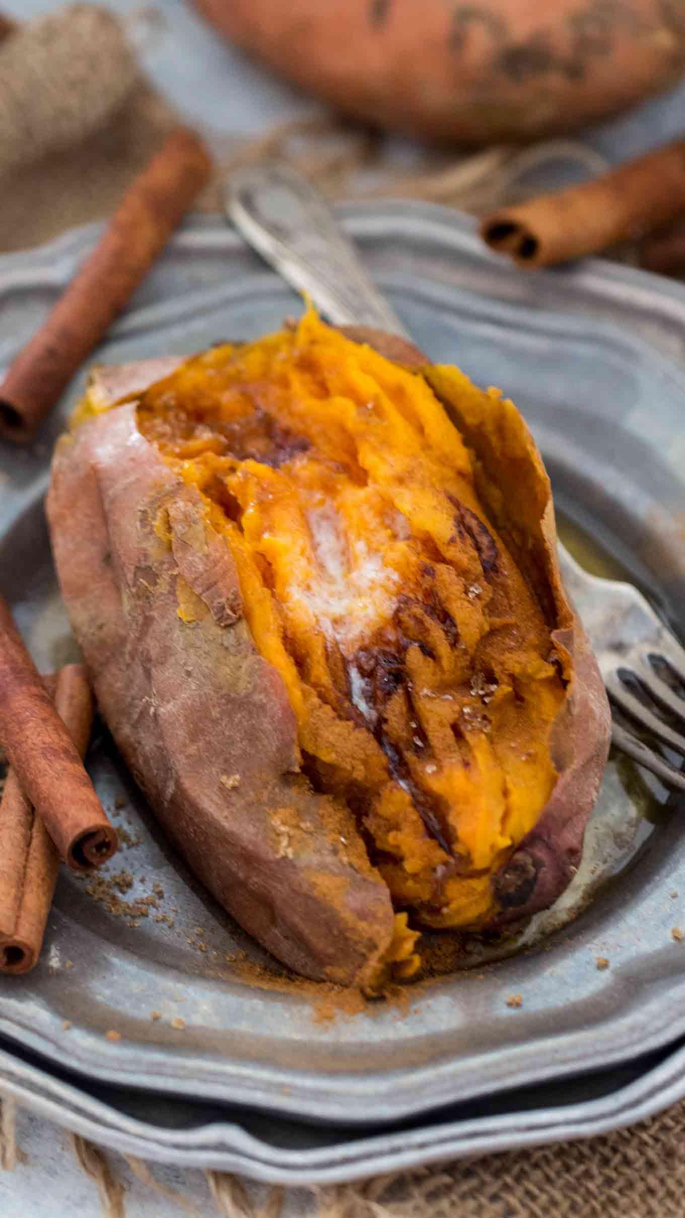 Instant Pot Sweet Potatoes Recipes
