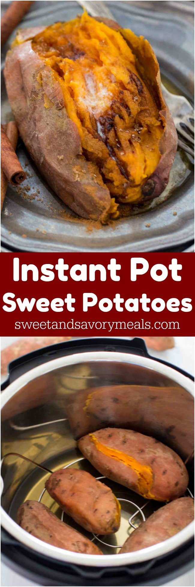 Instant Pot Sweet Potatoes are so tender, fluffy, creamy, incredibly delicious and easy to make in the pressure cooker with the tips and directions you have here.