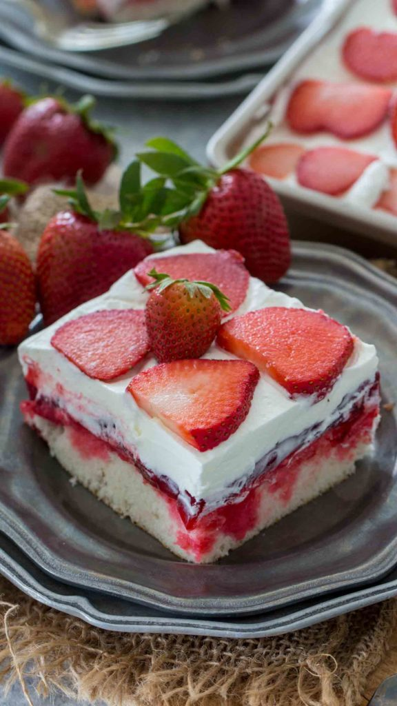 Instant Pot Strawberry Cheesecake Recipes
