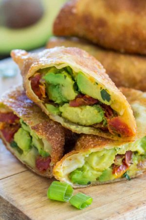Cheesecake Factory Avocado Egg Rolls Copycat Recipe
