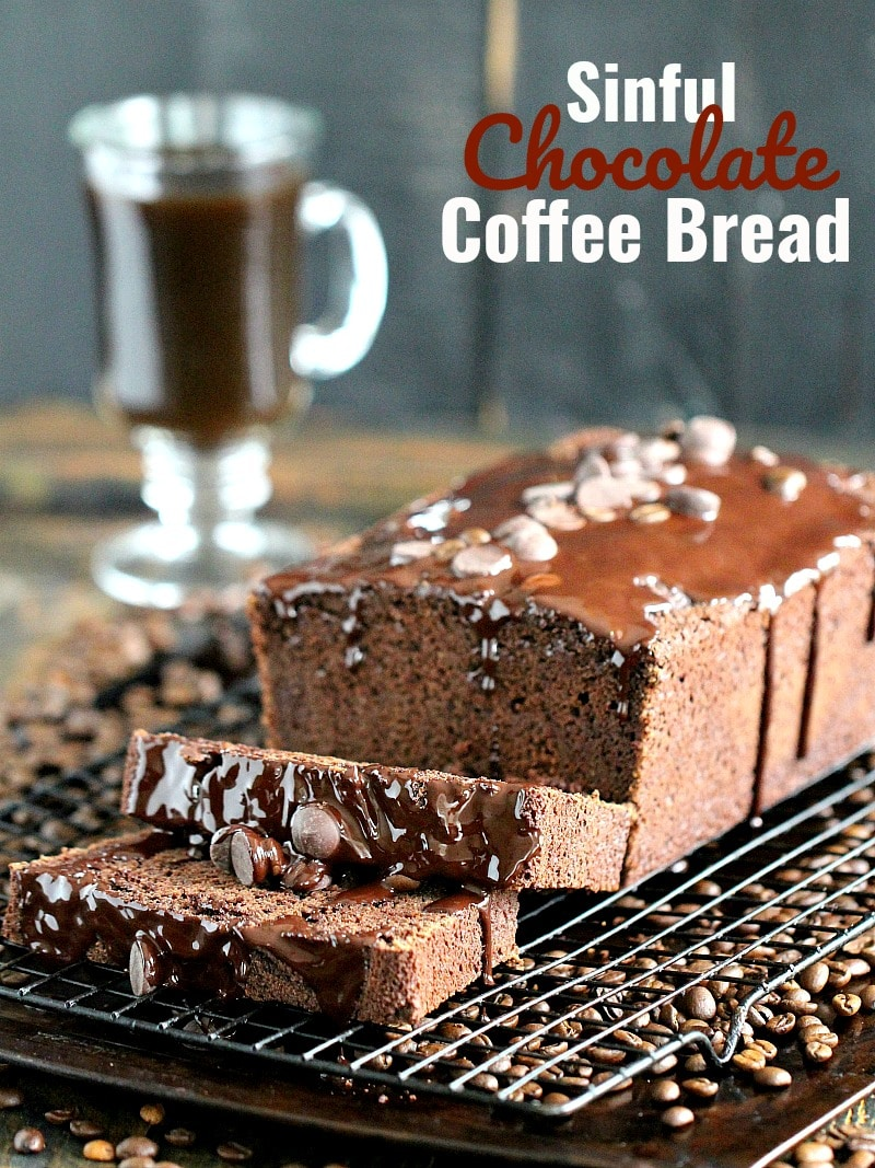 Chocolate Coffee Bread