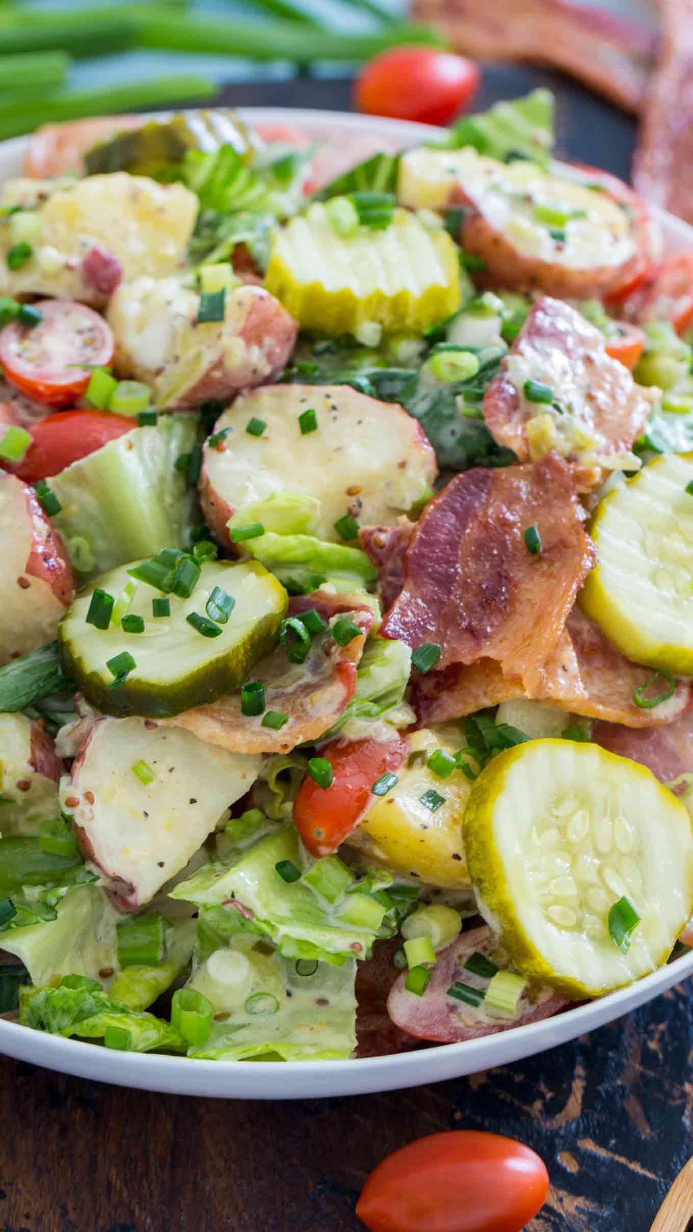 BLT Potato Salad