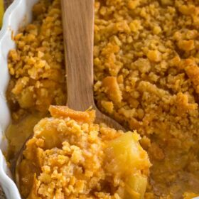 The Best Pineapple Casserole Recipe