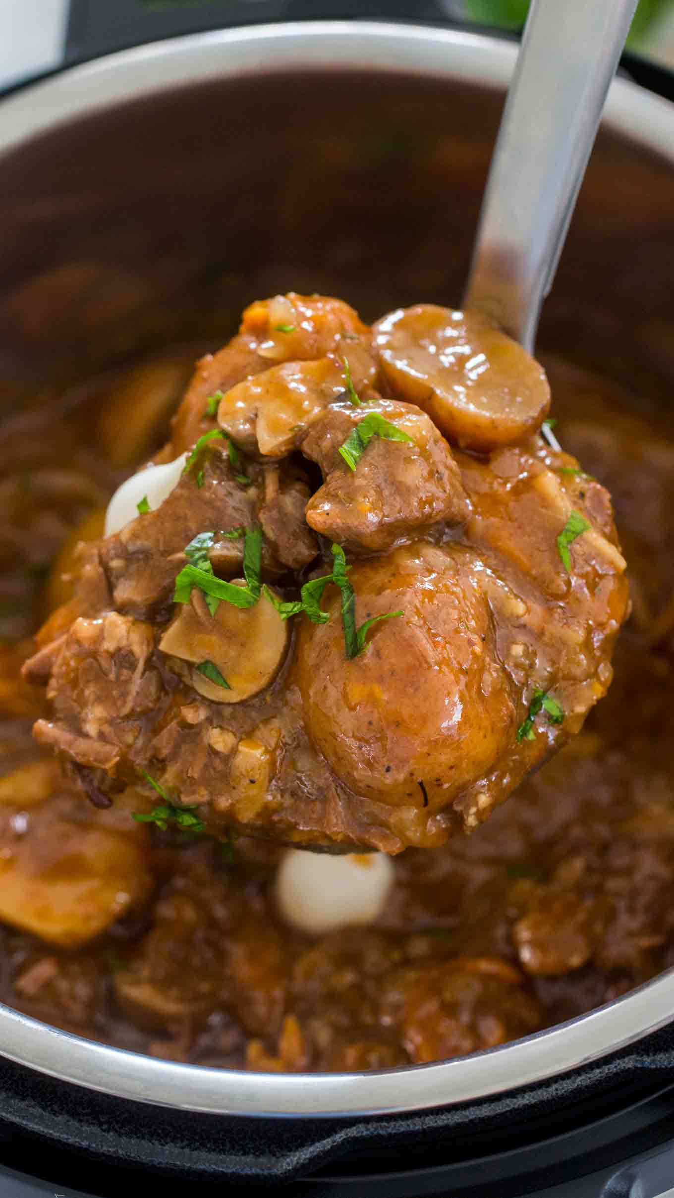 Ultimate Instant Pot Beef Stew