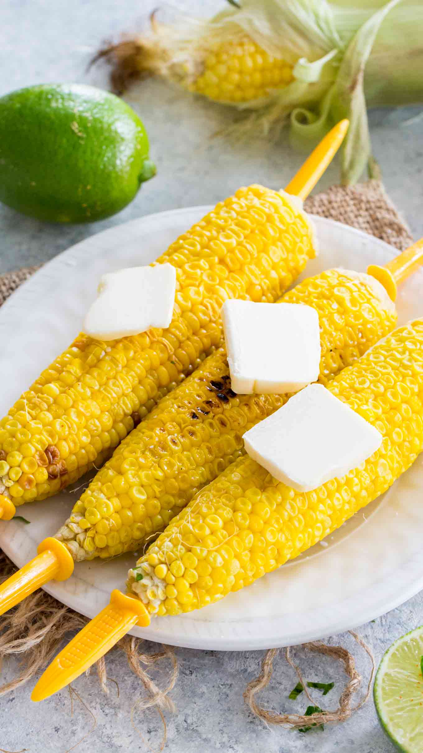 Instant Pot Corn On The Cob Recipe