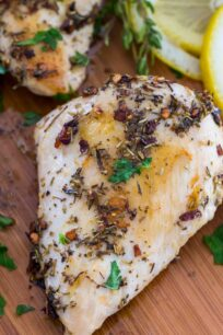 how to cook Frozen Chicken Breast In The Instant Pot