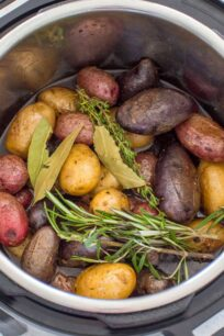 Instant Pot Roasted Potatoes Recipe