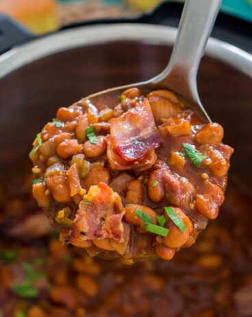 Best Instant Pot Baked Beans - No Soaking