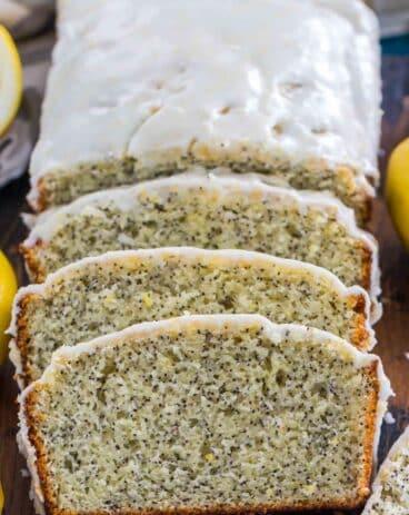 Lemon Poppy Seed Bread