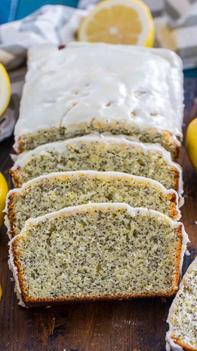 Lemon Poppy Seed Bread Sweet And Savory Meals