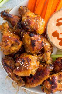 instant pot chicken wings