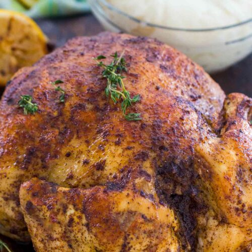 Instant Pot Whole Chicken Recipe Fresh Or Frozen Video Sweet