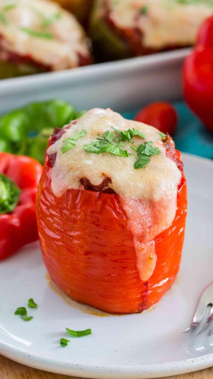 Best Stuffed Peppers Recipe