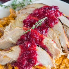 Instant Pot Turkey Breast – Fresh or Frozen