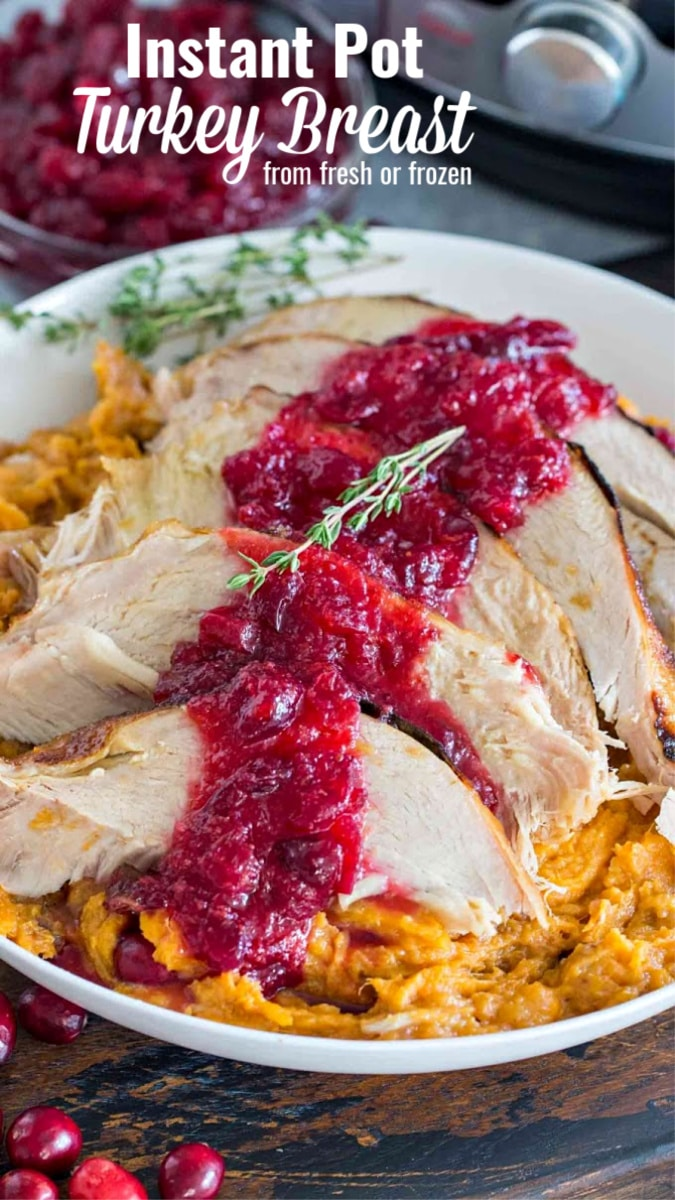The Best Instant Pot Turkey Breast
