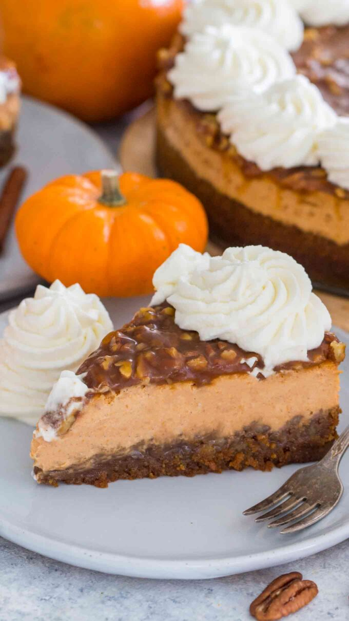 Pecan Pie Pumpkin Cheesecake Cheesecake Factory Copycat Recipe