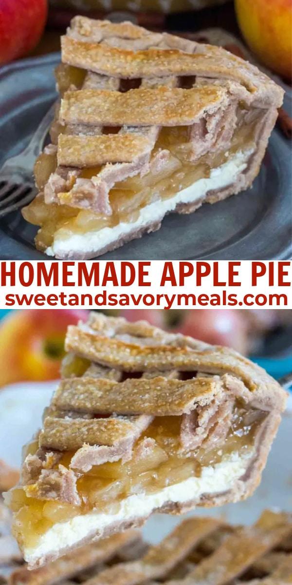 easy apple pie pin