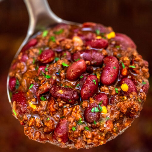 Best Instant Pot Chili Recipe Video Sweet And Savory Meals