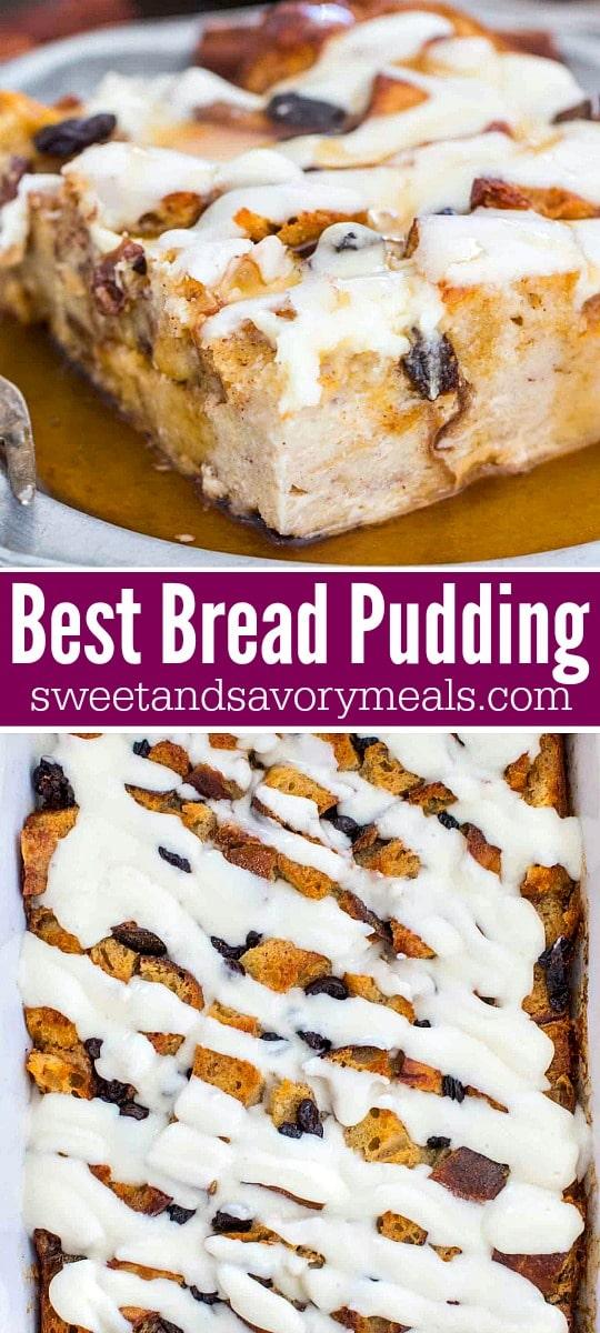 Bread Pudding Recipe