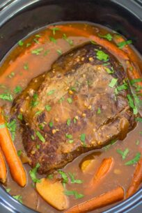 Slow Cooker London Broil