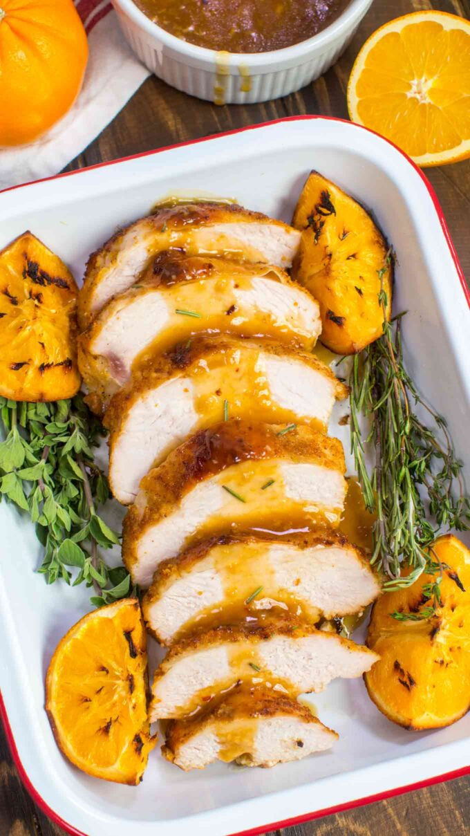 Oven Roasted Turkey Breast