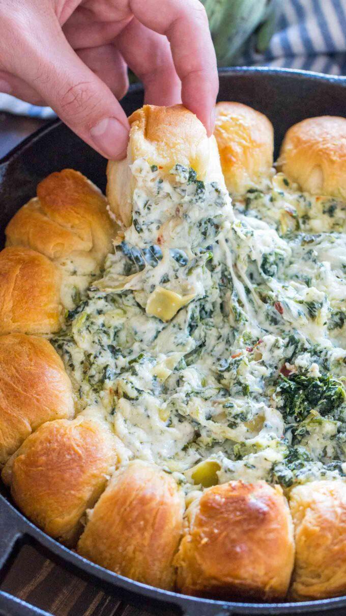 Best Spinach Artichoke Dip