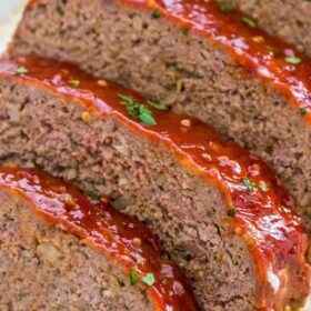 Homemade Meatloaf Recipe