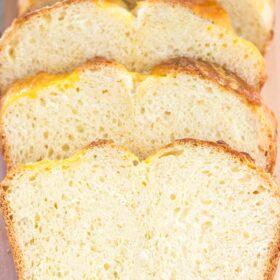 Homemade Brioche Bread
