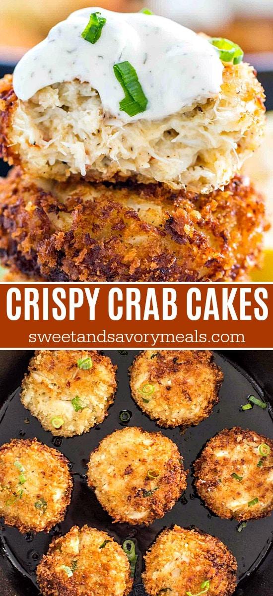Crispy Crab Cakes