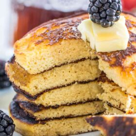 Keto Pancakes - Low Carb