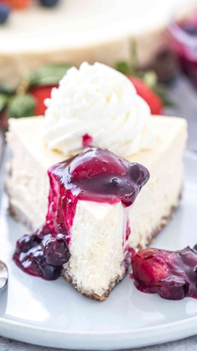 Easy Keto Cheesecake