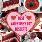 Best Valentine's Day Desserts Recipes