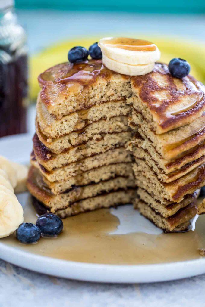 Sugar Free Healthy Pancake Recipe