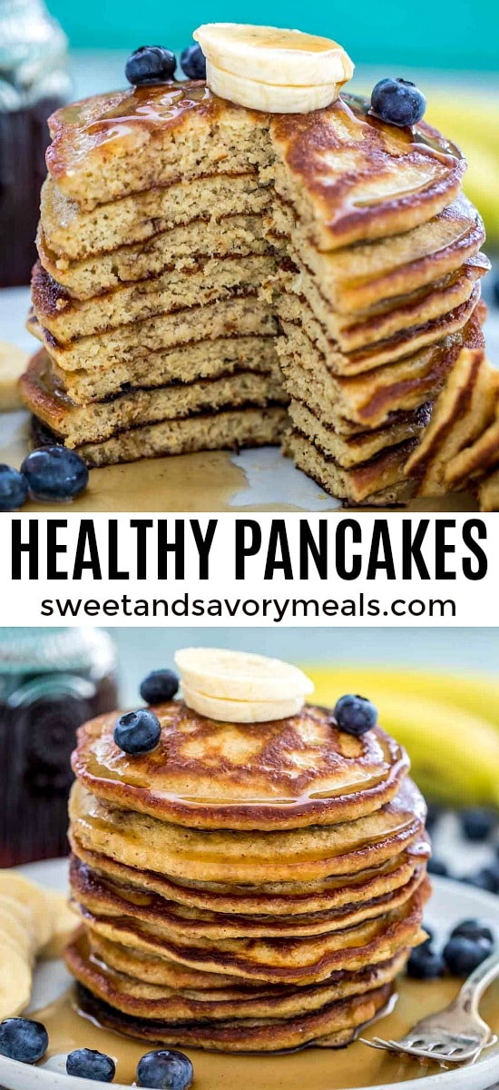 Healthy Pancake Recipe with Protein Powder