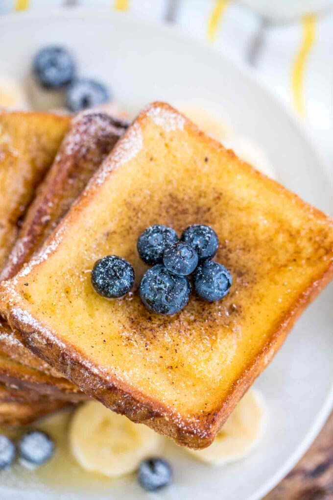 Homemade French Toast [Video] - Sweet and Savory Meals