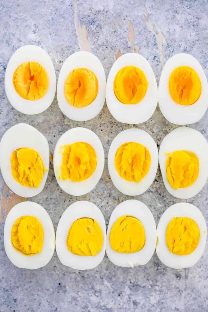 Best Instant Pot Hard Boiled Eggs Recipe