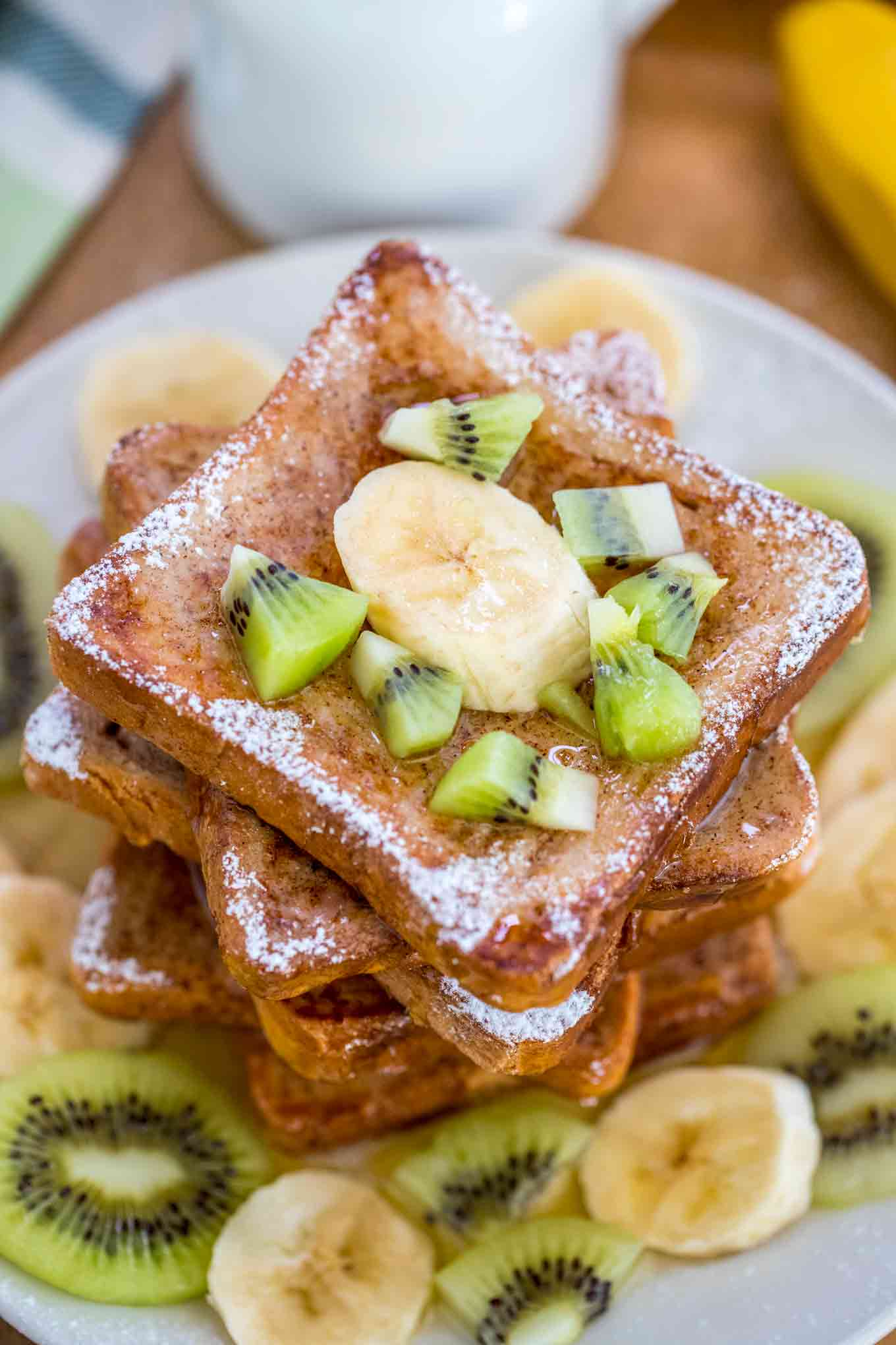 Best Vegan French Toast Sweet And Savory Meals