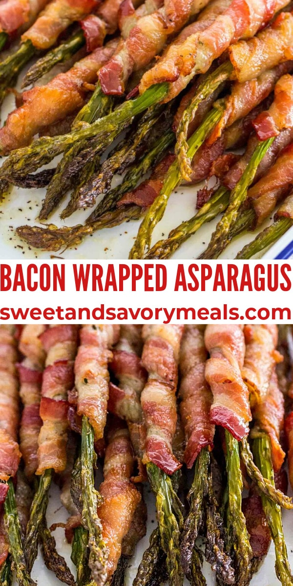 easy bacon wrapped asparagus pin